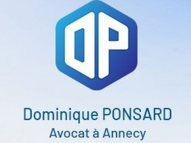 Maitre Dominique Ponsard